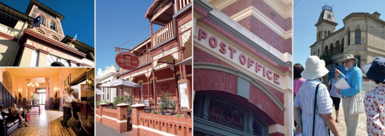 queenscliff heritage walks, queenscliff point lonsdale holiday accommodation australia, beach house